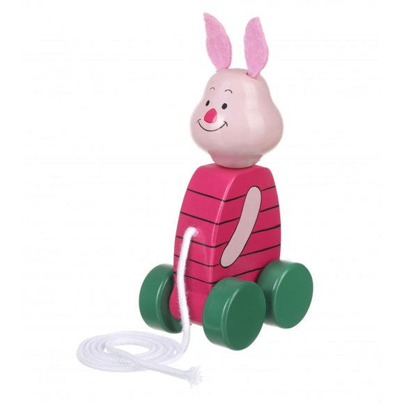 Piglet Pull Along Toy