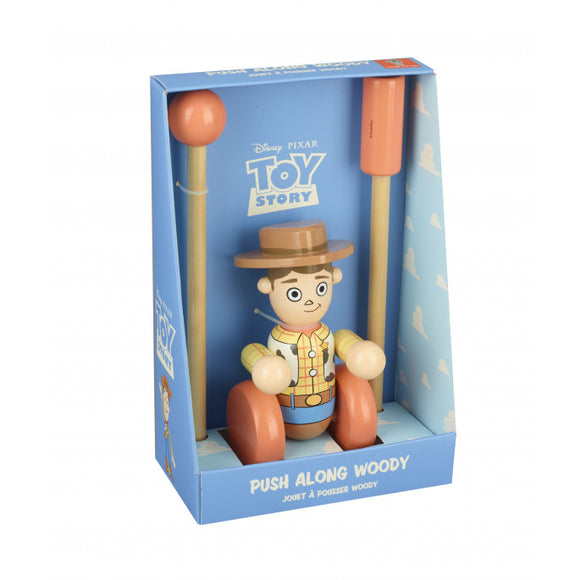 Woody Push Along Toy (Boxed)