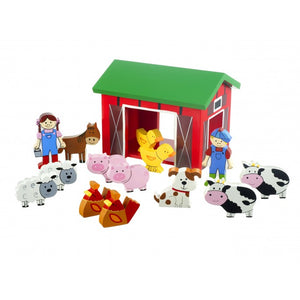 Farm Yard Playset