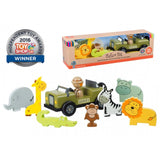 Safari Animals Collection Play Set