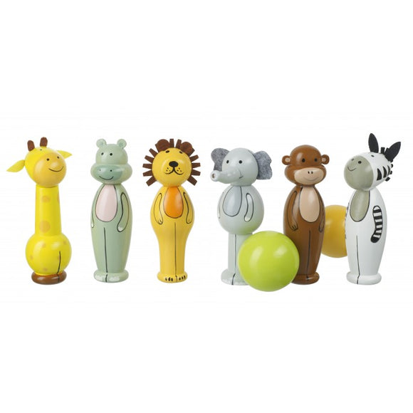 Safari Animals Collection Skittles