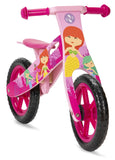 Wooden Balance Bike with Flamingo design (2 years +)