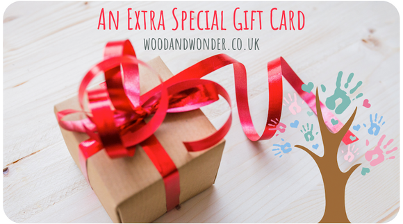 Wood & Wonder Gift Card