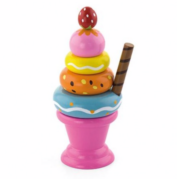 Ice Cream Stacking Sundae