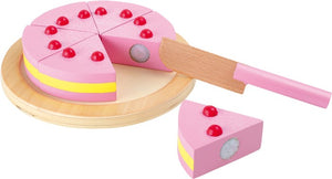 Slicing Cherry Cake Set