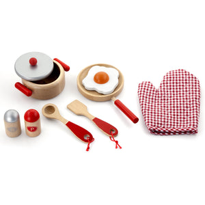 Chef's Cooking Equipment Set