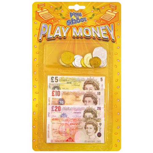 Play Money (Pounds)