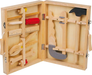 Play 8 Piece Carpenter's Tool Box Kit
