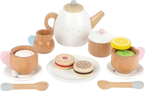 Children's Kitchen 17 Piece Tea Set