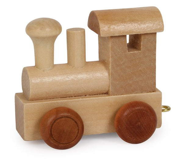 Alphabet Train Engine