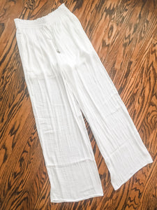 Impossibly Soft Pants White