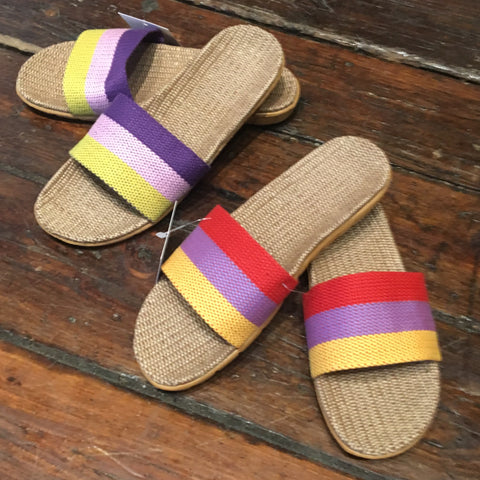 Color Block Slides