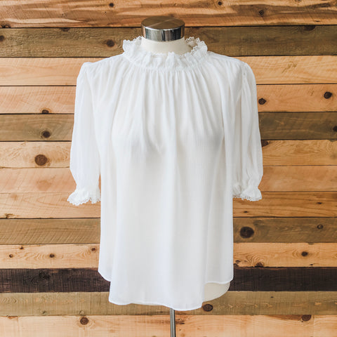 The Gathered Lacie Top
