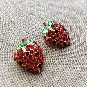 Summer Berries Earrings