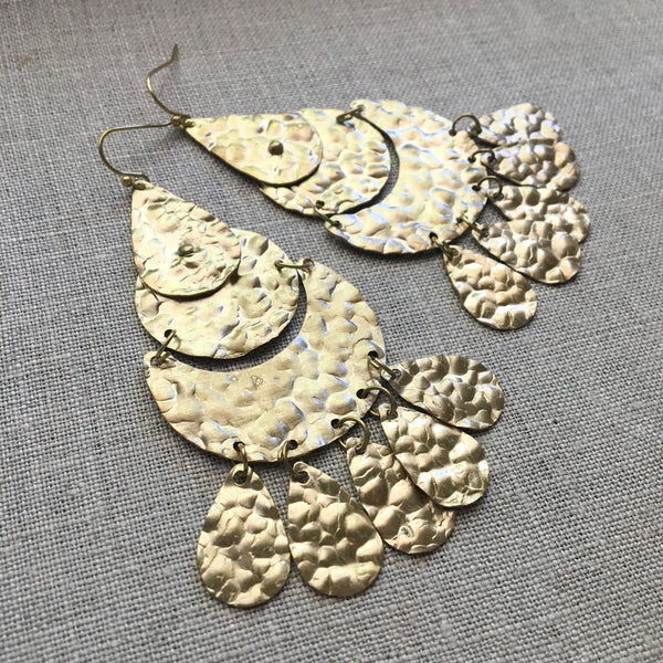 Zen Statement Earrings