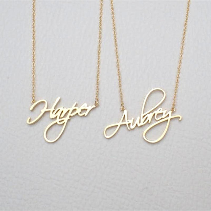 Your Name Necklace
