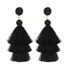 Load image into Gallery viewer, Bohemian Tassel Earrings