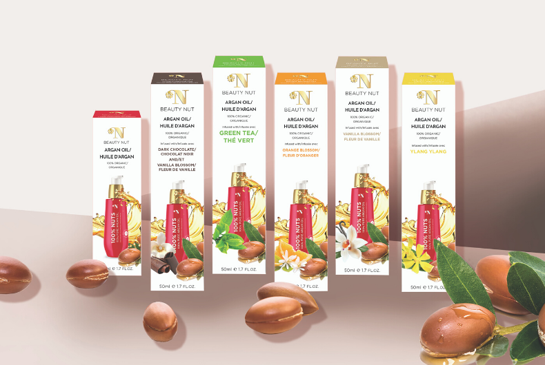 Beauty Nut Argan Oil Products