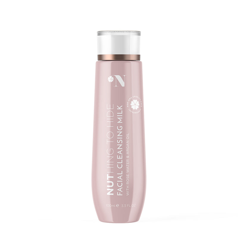 Beauty Nut  Cleansing Milk Argan and Rose Water