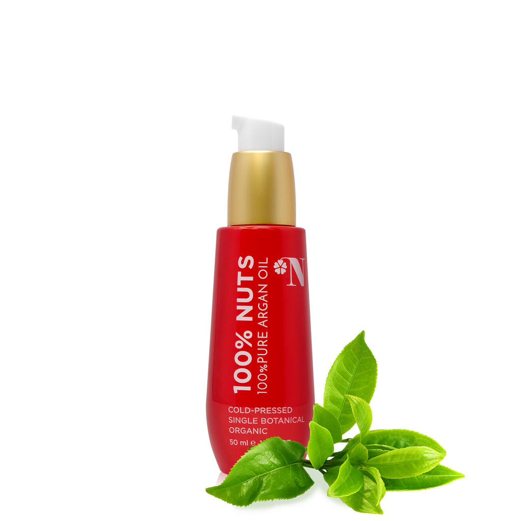 Pure Argan Oil with Green Tea - beauty-nut
