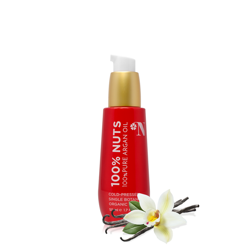 Pure Argan Oil with Vanilla - beauty-nut
