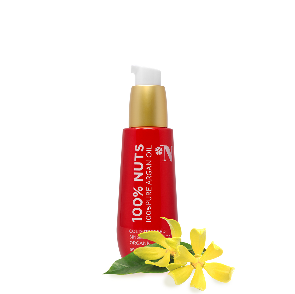 Pure Argan Oil with Ylang Ylang - beauty-nut