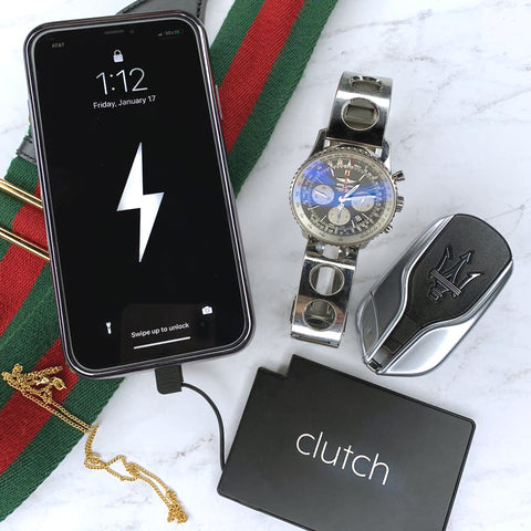 Three Clutch Chargers