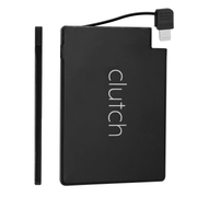 Clutch - Portable iPhone Charger