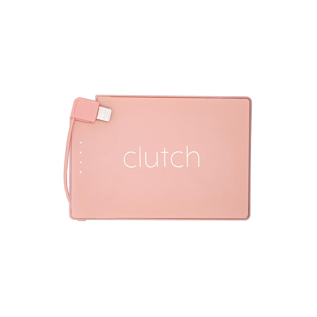 Clutch Charger Lightning Pink