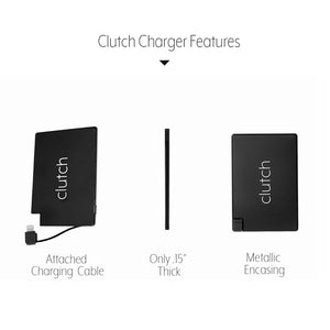 4 Clutch Chargers - 40% OFF