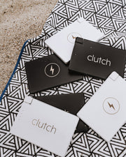 Three USB-C Clutch Chargers