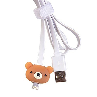 LED Cartoon Cable for iPhone