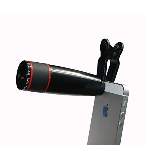 CellPhonez.in - 12x Zoom Mobile Phone Telescope Camera Lens