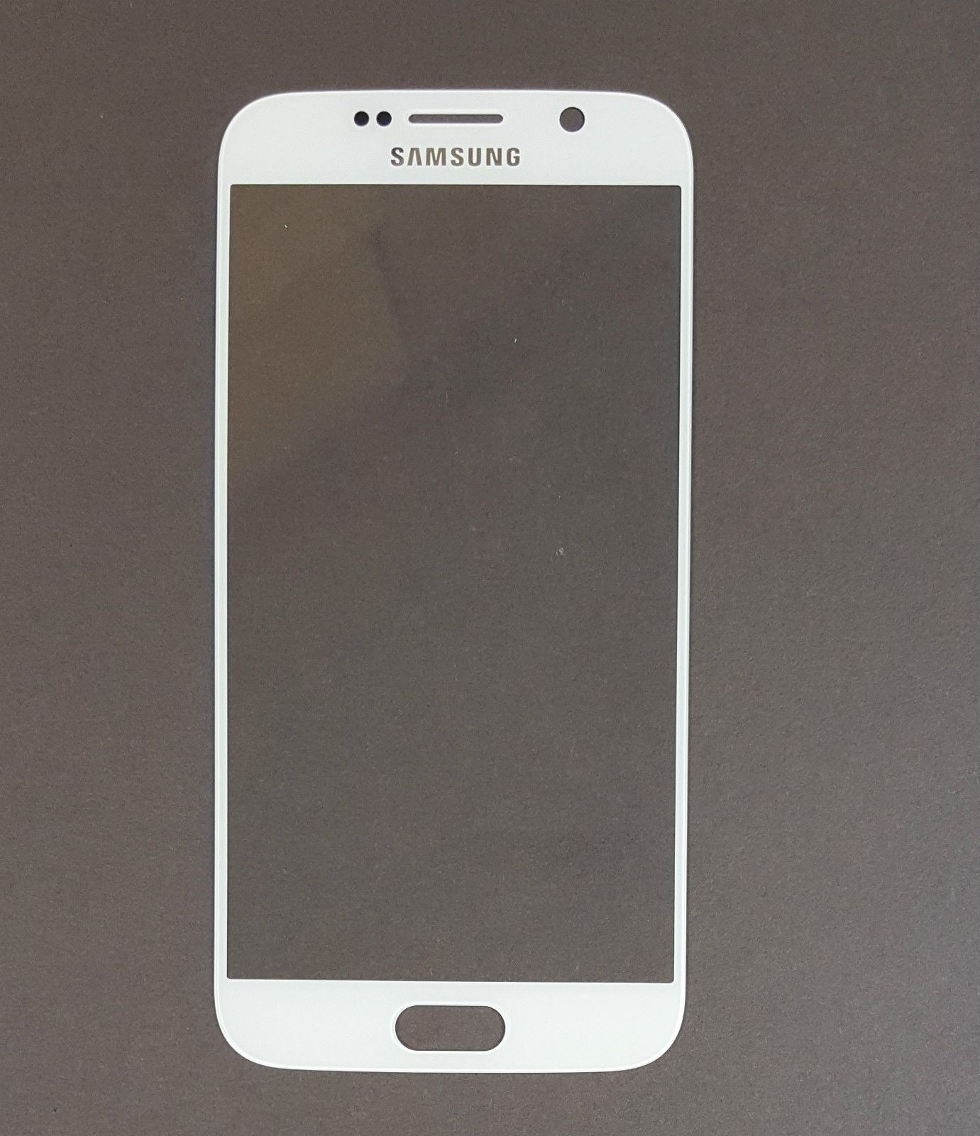 Front Outer Glass Replacement  For Samsung S6