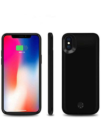 6000 mAh Power Bank External Battery Case for Apple iPhone Xs MAX.
