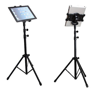 CellPhonez.in - 360 Degree Rotating Multi-Direction Tripod Stand Holder for 7-10 inch Tablet