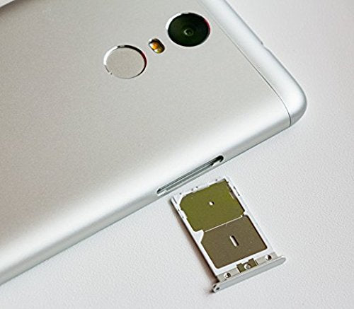 Sim Tray Replacement For MI Note 3 White