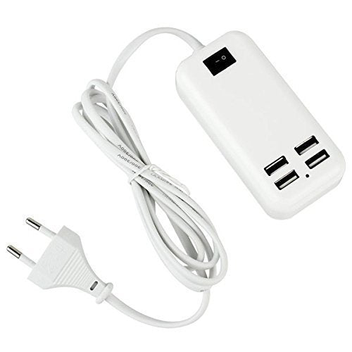 CellPhonez.in - 15W USB Deskstop Charger 4 Port Hub USB Charger