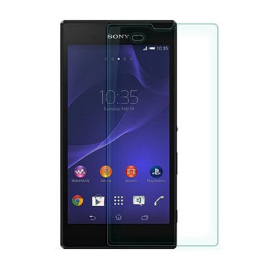 PE + EYE CARE 0.25mm Sony Xperia T3 Tempered Glass