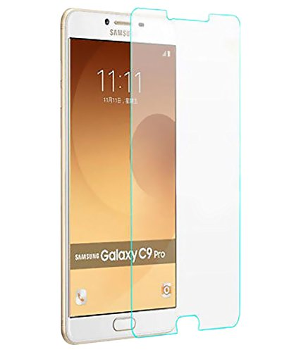 CellPhonez.in - Tempered Glass Screen Protector for Samsung Galaxy C9 Pro.