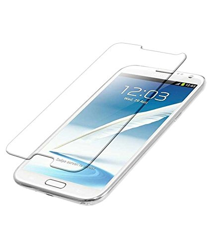 CellPhonez.in - Set Of 2 PE + Eye Care 0.25mm Samsung Galaxy Note 2 Tempered Glass