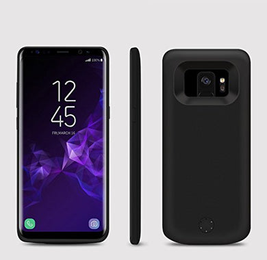 5000 mAh Power Bank External Battery Case for Samsung Galaxy S9.