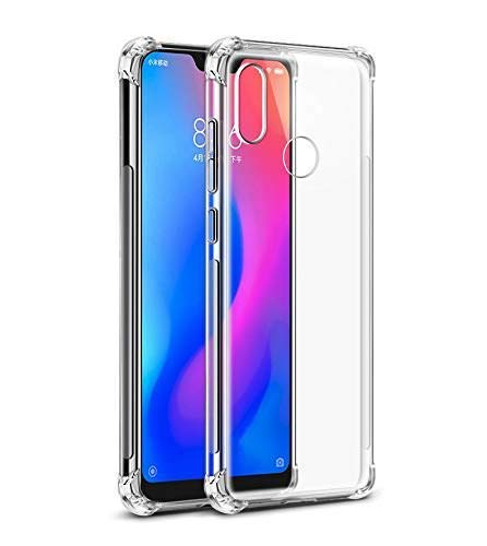 CellPhonez.in - Flexible Shockproof Corner Silicon Case for Redmi Note 6 Pro