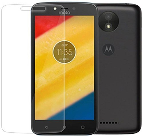 Tempered Glass Screen Protector for Motorola Moto C.