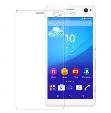 PE + EYE CARE 0.25mm Sony Xperia C4 Tempered Glass