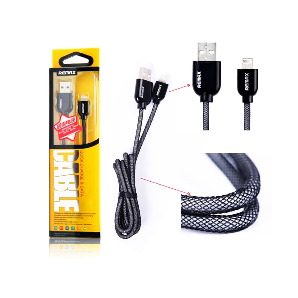 CellPhonez.in - REMAX Quick Charge Data Cable Apple iPad Air/Mini/Mini 2/ iPhone 5