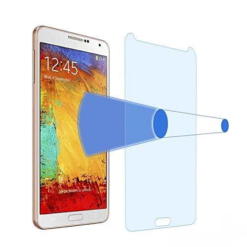CellPhonez.in - Set of 2 PE + Eye Care 0.25mm Samsung Galaxy Note 4Tempered Glass