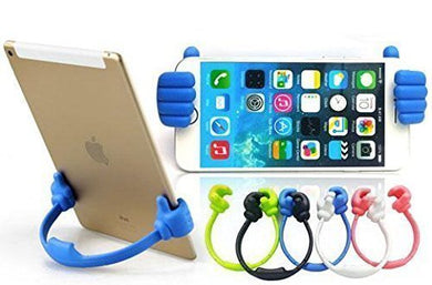 OK Gesture Mobile Holder