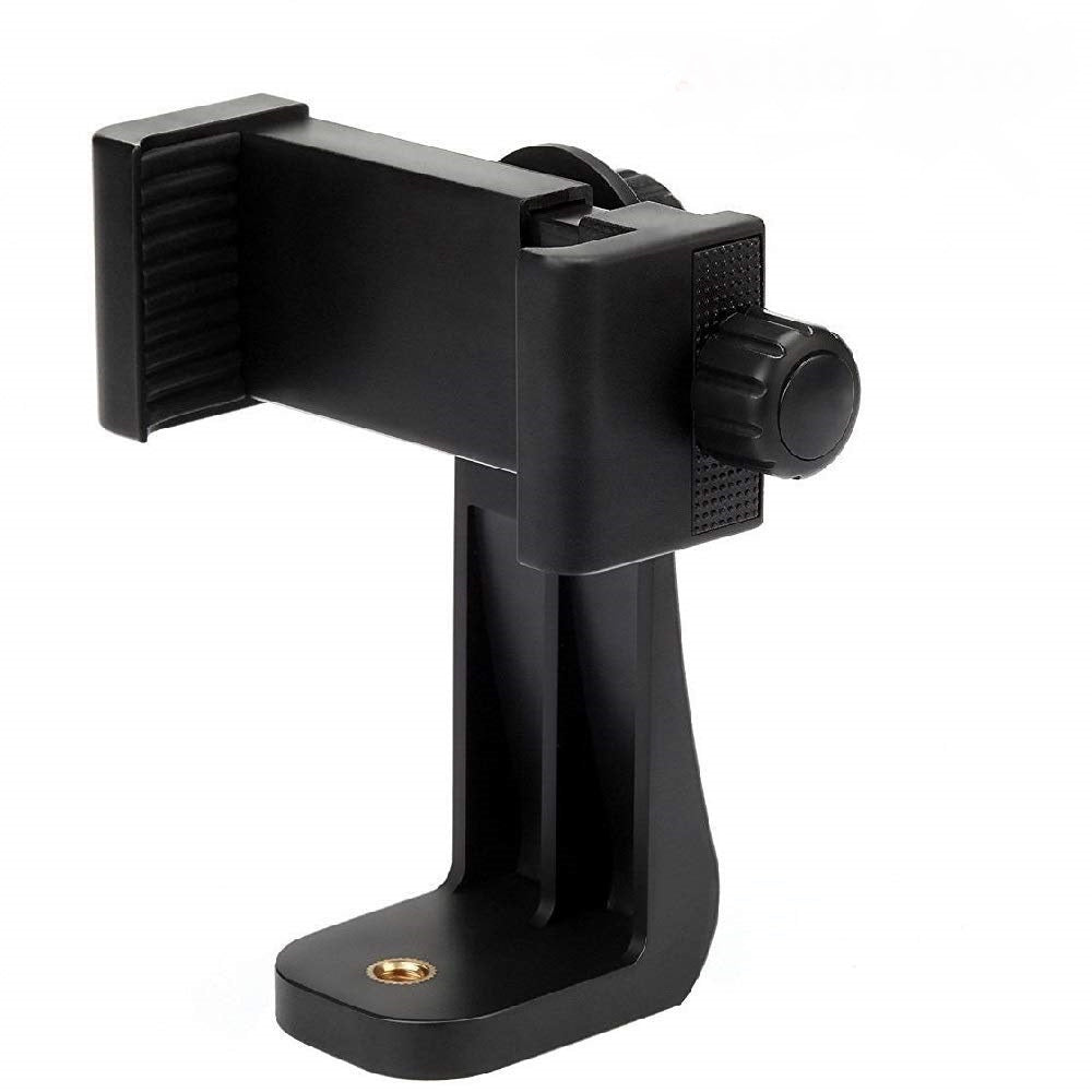 CellPhonez.in - Vertical Bracket Smartphone Holder Tripod Clamp