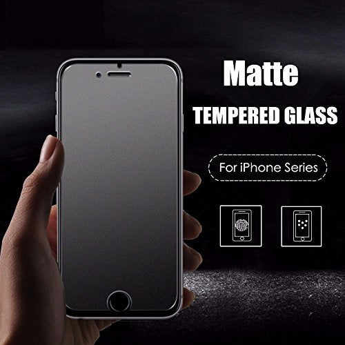 Matte Tempered Glass Screen Protector for Apple iPhone 7